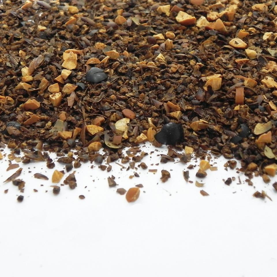 wheat tea w black beans